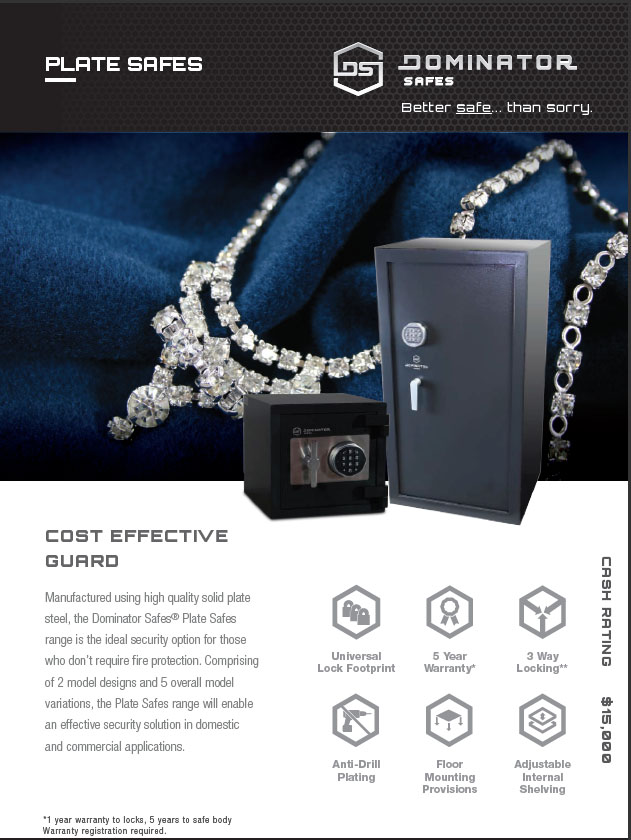 Safes Supplied in Geraldton