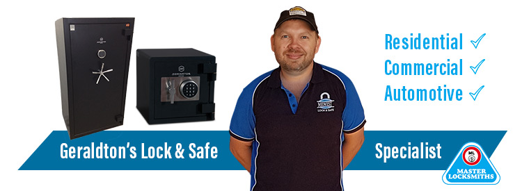 Geraldton Locksmith Matt Purcell from Geraldton Lock and Safe
