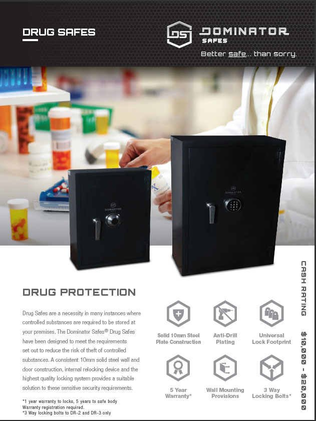 Safe s and locks